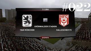 Let's Play FIFA 19 (4K) Karriere 1860 München ⚽#022 [S01S15] - Always change a winning team