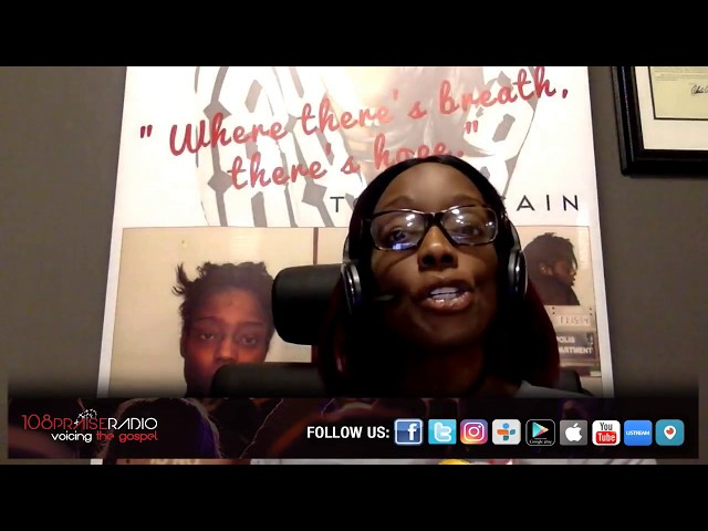 #VoicingTheGospel Tuesday - Healing with Neen Show - @ 9pm - 10pm (est)
