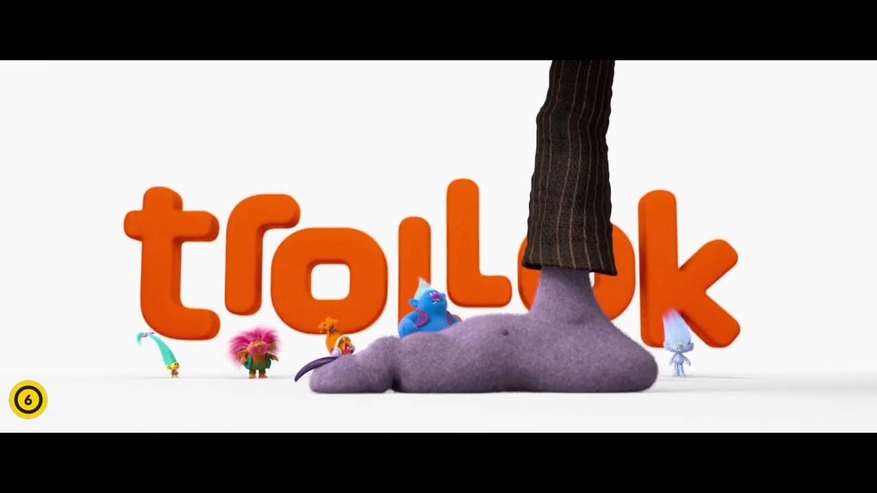 Trollok (Trolls) - Magyar szinkronos előzetes #1 (6)