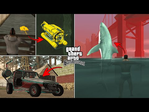 10 Things GTA San Andreas Needed... (10 NEW Mods)