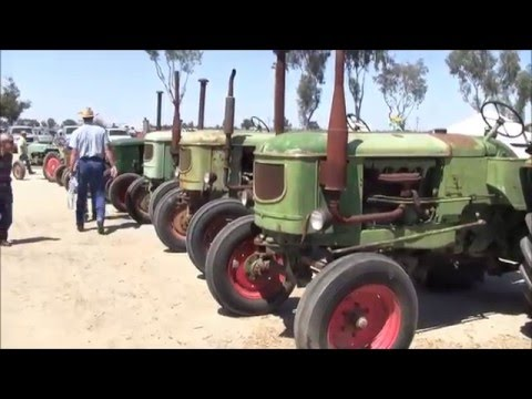 California Antique Farm Equipment Show 2016 Part 1