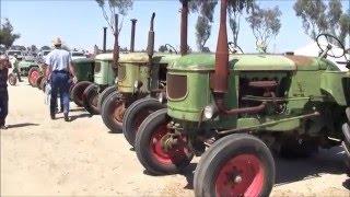 California Antique Farm Equipment Show 2016 part 1