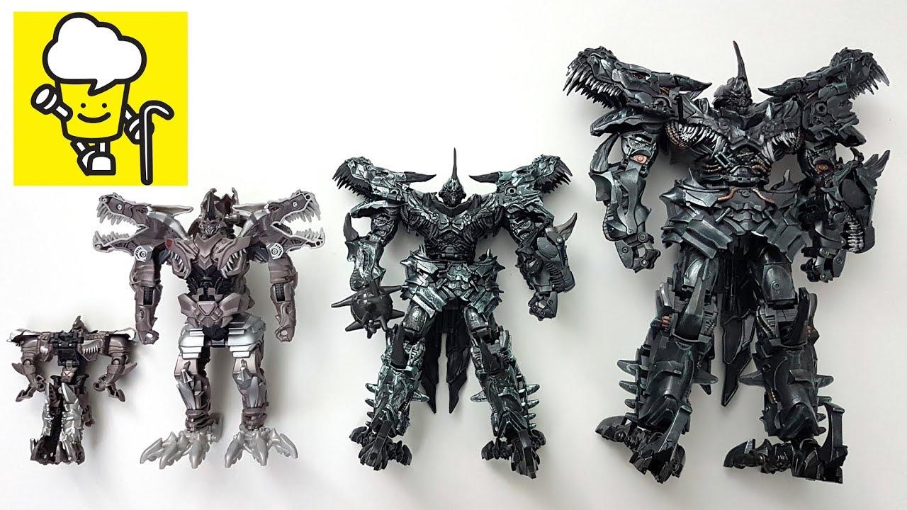 Download Grimlock Transformer Movie Toys トランスフォーマー 變形金剛 WEI JIANG ss07