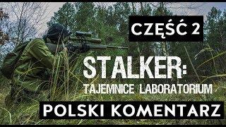 CZĘŚĆ 2 | Stalker: Tajemnice laboratorium - Airsoft Sniper Gameplay - Kaczmysz