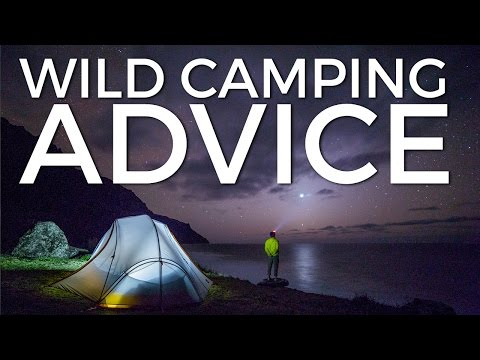 Wild Camping Advice