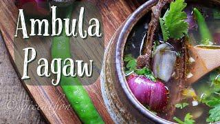 Ambula Pagaw | Ambula Chakta | Sundried Raw mango Chokha