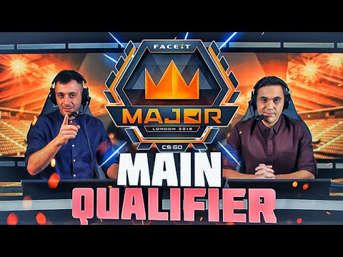 Лучшие моменты Faceit Major 2018 - The New Challengers Stage