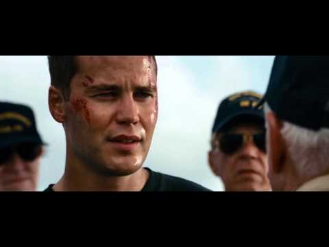 Scene from Battleship movie