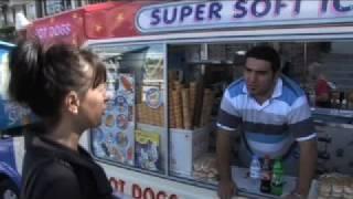 King Lear Vox Pop London 2. Ice Cream Man.