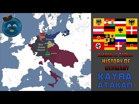 Almanya Tarihi -History Of Germany