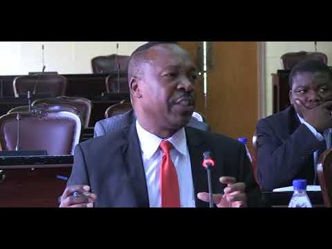 ZINARA corruption exposed in Pariliament
