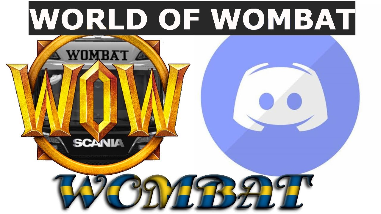 DISCORD SERVER - WORLD OF WOMBAT IS NOW OPEN FOR BUSINESS