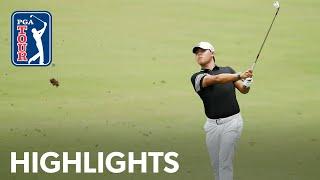 Si Woo Kim shoots 8-under 62 | Round 3 | Wyndham Championship