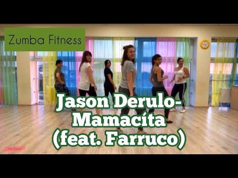Jason Derulo - Mamacita (feat. Farruko)  Zumba 