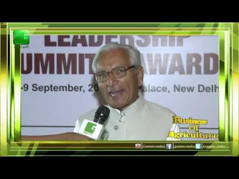 Ravindra Chauhan, Apple Growers Association Of India On Green TV