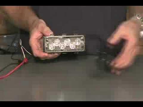 Whelen TIR6 Super LED - YouTube