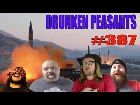 TRUMP vs  THE NFL - PAULSEGO BETTER AT BEING PIMPMUNK? - RIP HUGH HEFNER - Drunken Peasants #387