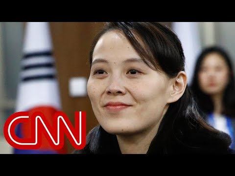 Is Kim Jong Un's sister in charge of North Korea?