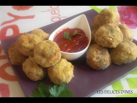 ★recette-croquette-poulet-fromage/viande-hachée-pomme-de-terre★-ftour-ramadan