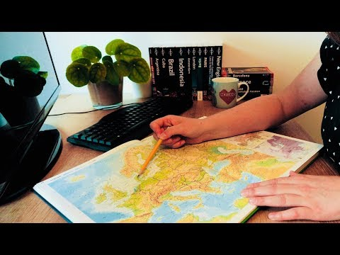 ASMR Travel Agency Roleplay 🌍 A Trip to the Netherlands