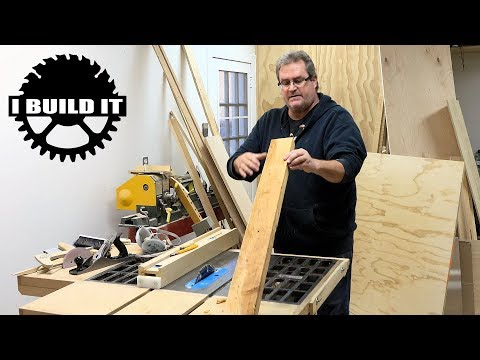 Table Saw Basics - Twisted And Crooked Wood