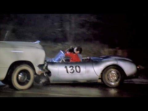 Porsche 550 Spyder Quot Little Bastard Quot In Crash 1996 Film