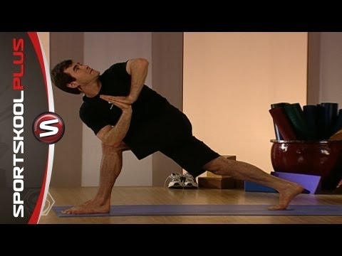 Yoga for Athletes Part 1 with Ted MacDonald
