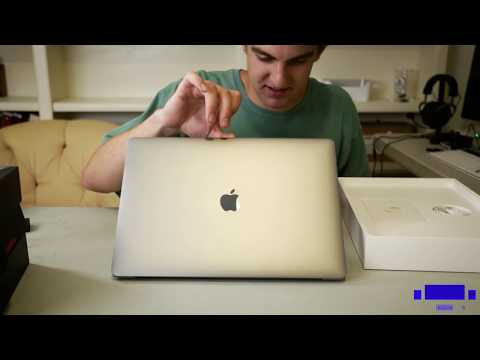 "HUGE APPLE UNBOXING! MacBook Pro 15"", Beats Solo3 Wireless, and MORE"