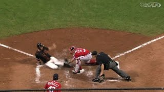 WSH@SF: Crawford lines a single to plate Belt