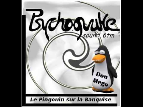 don mego psychoquake le pingouin sur la banquise mix. Black Bedroom Furniture Sets. Home Design Ideas