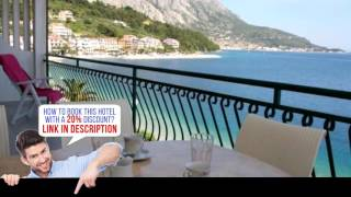 Apartments Radonić, Podgora, Croatia HD review
