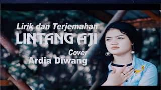 Download Mp3 Titip Angin Kangen Lintang Ati Cover Ardia Diwang  Lirik Terjemahan
