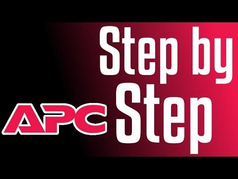 APC UPS - PowerChute installation on Windows 2012 (AP9631)
