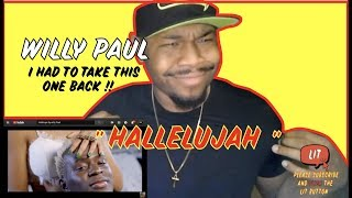 WILLY PAUL X NANDY - HALLELUJAH | (THATFIRE LA) Reaction