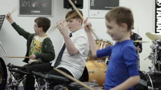 Yamaha Drum Course