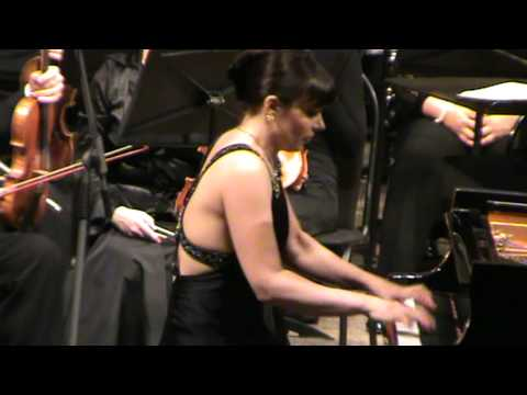 Rachmaninov - Piano Concerto №3 - first movement - Ekaterina Mechetina