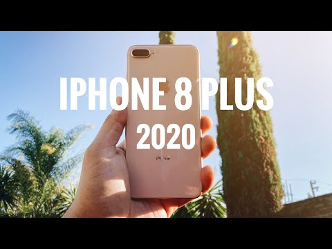 iPhone 8 Plus en 2020 ¿Valdrá la pena?
