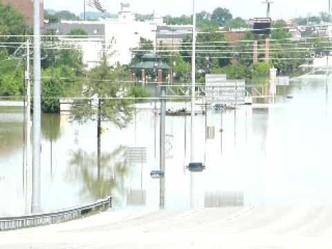 Opry Mills and Briley Parkway Flooding