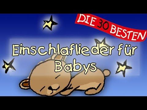 Schlaflied an Schlaflied - Einschlaflieder Mix || Kinderlieder