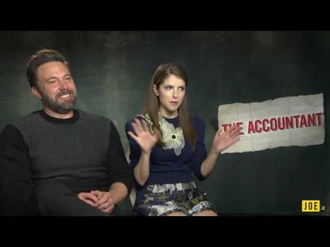 Ben Affleck & Anna Kendrick are in love with Brendan Gleeson
