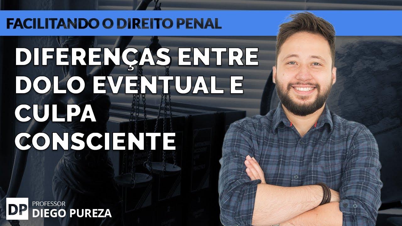 DOLO EVENTUAL E CULPA CONSCIENTE PDF