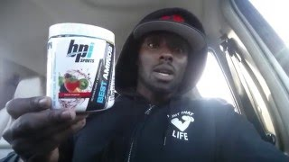 Review On The bpi sports Best Aminos BCAA Supplement