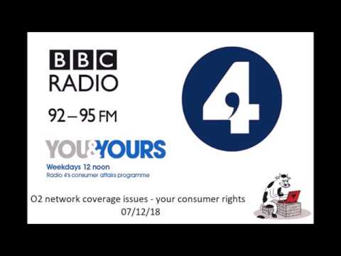 O2 network failures - your consumer rights