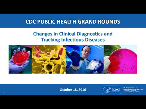 Changes in Clinical Diagnostics and Tracking Infectious Diseases