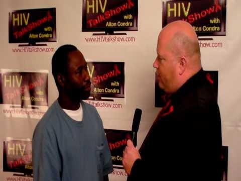 HIV Talk Show - GCPG Red Carpet - Frank
