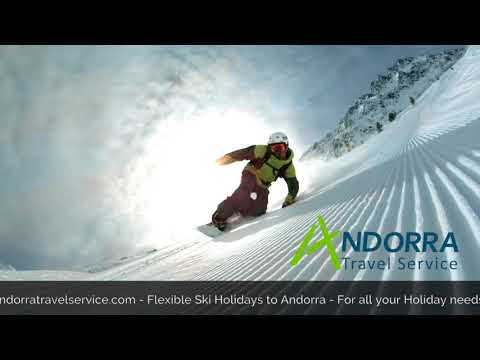 Arinsal Vallnord Snow is Here