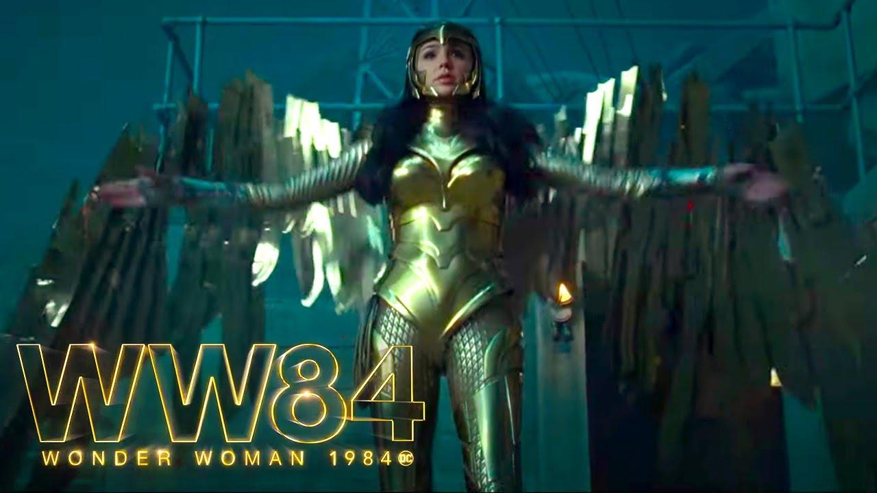 Download Wonder Woman 1984 Trailer #2