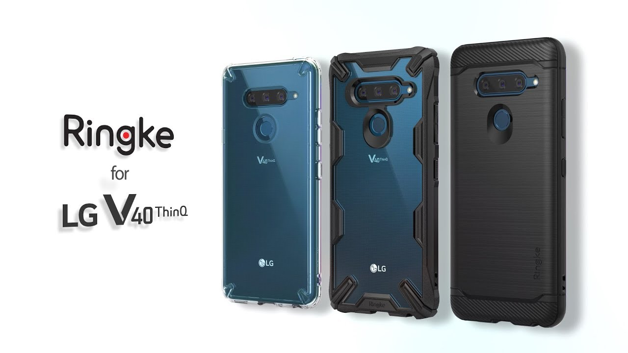 new products cea6e f9d7d LG V40 ThinQ Case Collection - Just Landed!