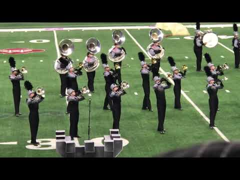 Springtown High School Marching Band - Seize the Knight 2018