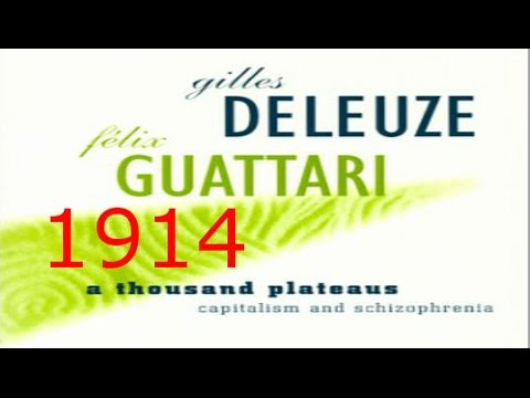 2 of 3 - A Thousand Plateaus by Gilles Deleuze & Félix Guattari - Illustrated Audiobook